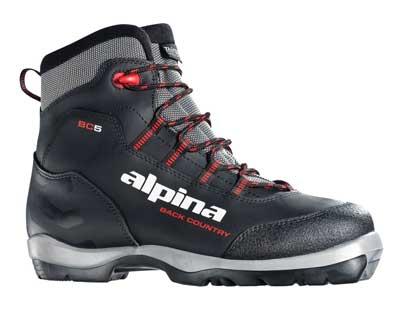 Alpina BC 5 Leather NNN BC Boot - Size 41: akers-ski.com
