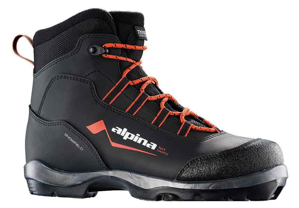 Alpina Snowfield NNNBC Boot Akersskicom - Alpina backcountry boots