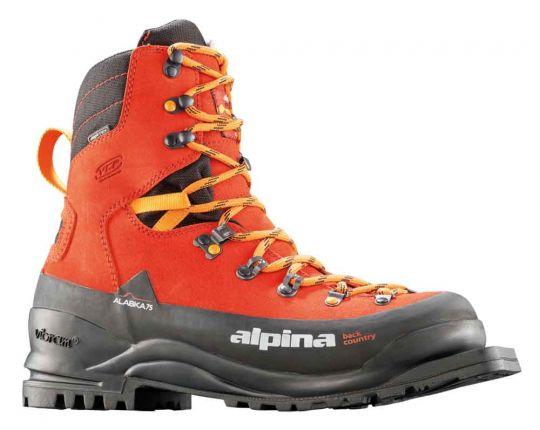 Alpina Alaska Mm Boot Akersskicom - Alpina combi boots