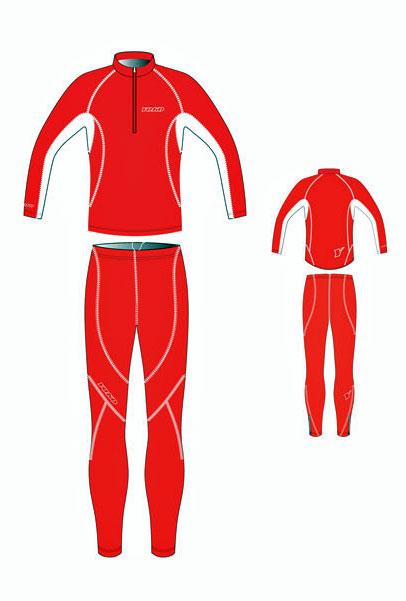 Mens Ski Race Clothing at